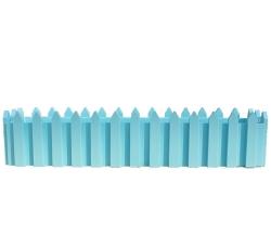 塑料栅栏槽